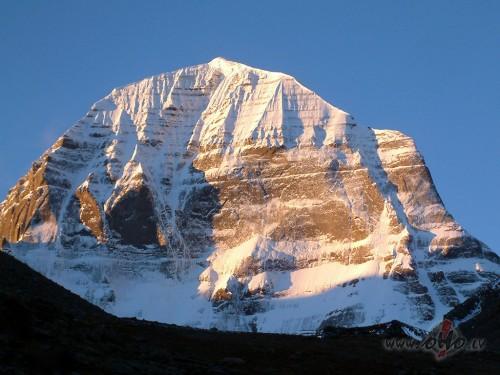 Kailaša virsotne, 6638 m, Tibeta