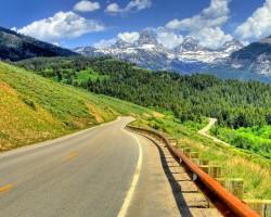 Kalnu ceļi - 1. foto