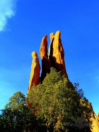 Garden of the Gods, Kolorado, ASV