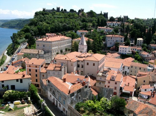 Piranja - Pirano (Slovēnija)