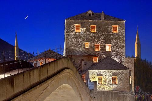 Mostara - Hercegovinas sirds (Bosnija un Hercegovina)