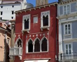 """Slavenā """"Venečanka"""" - 16. gs venēciešu tirgotāja nams"""