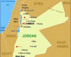 Vadi Rum, Jordānija - 2. foto