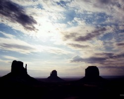 """Monument Valley - """"Pieminekļu ieleja"""", Arizona, ASV - 3. foto"""