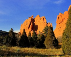"""Garden of the Gods"", Kolorado, ASV - 1. foto"