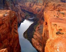 Pasaules iespaidīgākie kanjoni - 1. foto