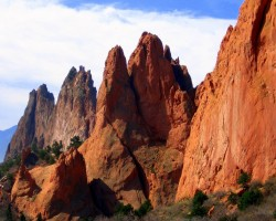 """Garden of the Gods"", Kolorado, ASV - 3. foto"