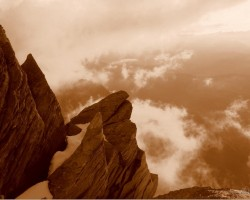 Kalnu ainavas 2 - 2. foto