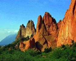 """Garden of the Gods"", Kolorado, ASV - 1. foto"
