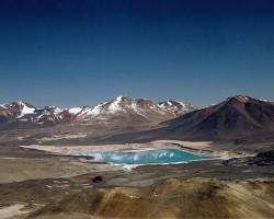 Kalnu ainavas - 3. foto