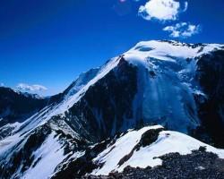 Kalnu ainavas - 1. foto