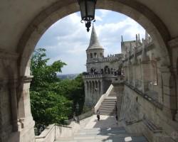 Budapešta - 1. foto