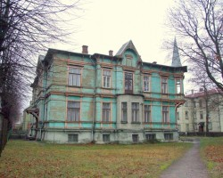 Liepāja - arhitektūra - 1. foto