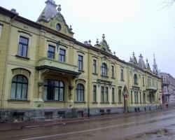 Liepāja - arhitektūra - 3. foto