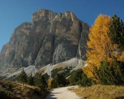 Dolomītu Alpi. Marmoladas masīvs u. c. ainavas - 3. foto