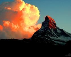 Materhorns/Monte Červino - 1. foto