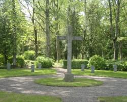 Džūkstes kapi, II Pasaules karā kritušo vācu karavīru apbedījuma vieta