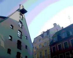 Krāsu rotaļas 2/ Vecrīga - 2. foto