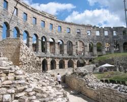 Romiešu arēna Pulā