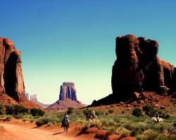 """Monument Valley - """"Pieminekļu ieleja"""", Arizona, ASV - 1. foto"""