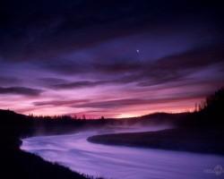 Naktī... - 1. foto