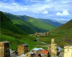Ušguli - Eiropas augstākā apdzīvotā vieta, 2200 m