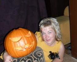 Helovīnu ķirbis!:)