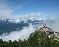 Hitlera mītne Alpos