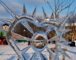 Ledus skulptūras - 3. foto