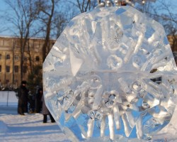 Ledus skulptūras - 2. foto