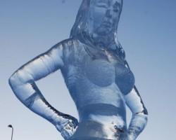 Ledus skulptūras - 1. foto