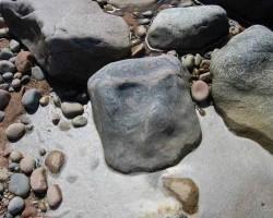 Akmeņainā jūrmala Vidzemē