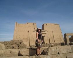 Edfu templī