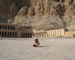 Pie Hatčepsutas tempļa