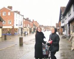 Anglija/Stratforda/Warwick - 3. foto