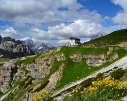 Dolomītu Alpi- Itālija