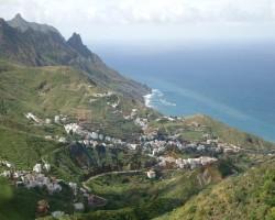 Tenerifes piekraste.