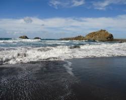 Atlantijas viļņu spēks.