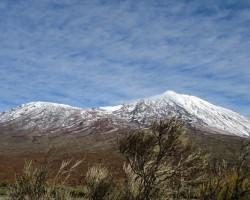 Teides vulkāns- otrs apmeklētākais vulkāns pasaulē aiz Fudži Japānā.