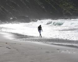 Mana tikšanās ar Okeānu.