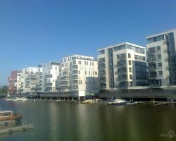 Frankfurte pie Mainas...