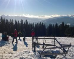 Kalni, Ukraina, slēpošana