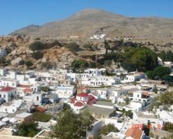 Grieķija....... Rodosas sala - 2. foto