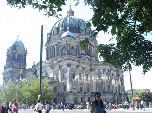 Berlīnes austrumu daļa (Vācija)
