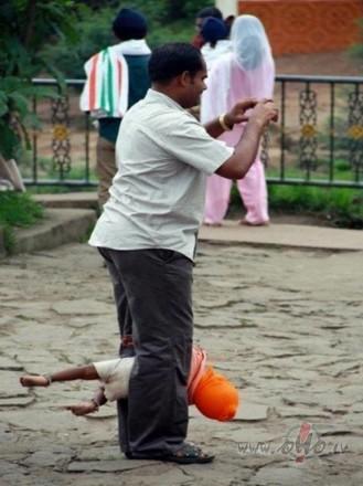 Indijas ikdienas ainiņas (Indija)