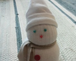 Plaukstas izmēra ziema.:)