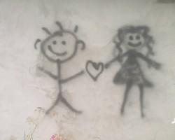 Tāda ir mīlestība!