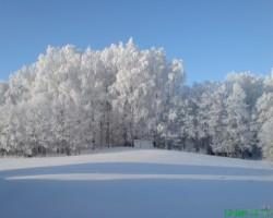 Ziema Latgalē