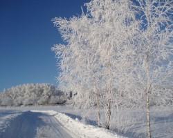 Ziemas ceļš Latgalē