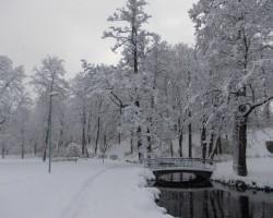 Snieg un sasnieg dziļi, dziļi sniegi;) - 2. foto